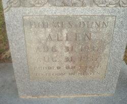 Holmes Dunn Allen