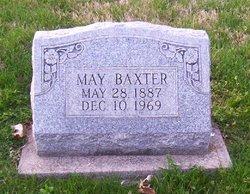 May <I>Miller</I> Baxter