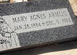 Mary Agnes <I>Higgins</I> Armijo