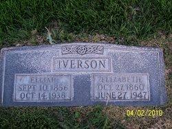 Elizabeth <I>Grant</I> Iverson