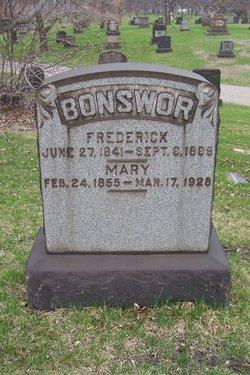 Mary <I>Foe</I> Bonswor