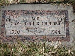 Capt Vern Keller Capener