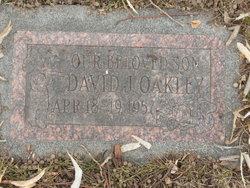 David Jess Oakley