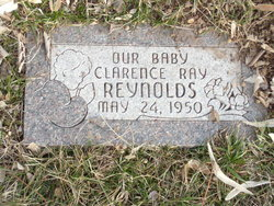 Clarence Ray Reynolds