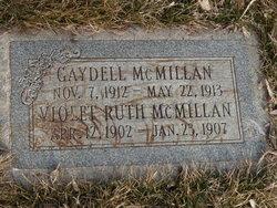 Gaydell McMillan