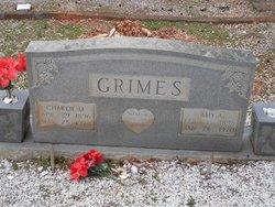 Charlie Martin Grimes