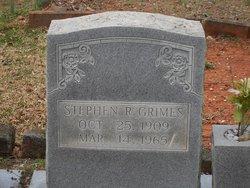 Stephen Rowe Grimes