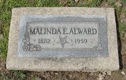 Malinda E. <I>Gillum</I> Alward