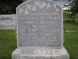 Louisa Jane <I>Beetley</I> Smeltzer