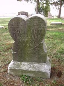 "John ""Johann"" Abt"
