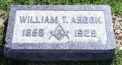 William T Abdon