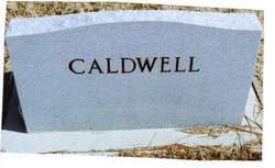 Brenda <I>Caldwell</I> Allison