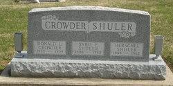 Donald Lee Crowder