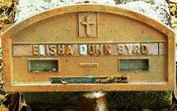 """Elisha L """"Dunk"""" Byrd"""