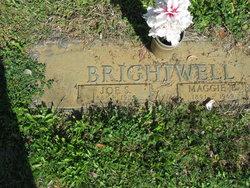 "Joseph Si ""Joe"" Brightwell"