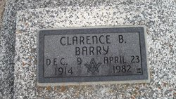 Clarence B Barry