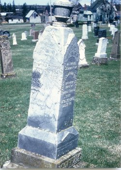Edwin Sterns Coffin