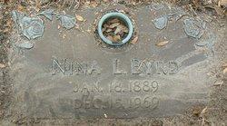 Nina Leona <I>Hart</I> Byrd