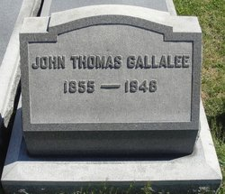 John Thomas Gallalee