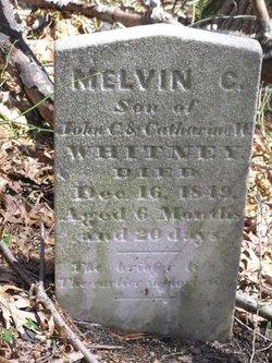 Melvin C. Whitney