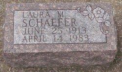 Laura Maria <I>Farrar</I> Schaefer