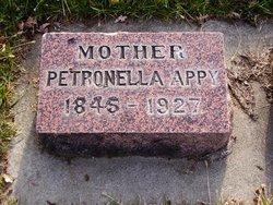 """Petronella Joanna Apolonia """"Nelli"""" <I>Sterk</I> Appy"""