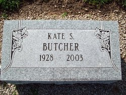 Kate <I>Seaman</I> Butcher