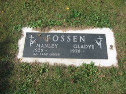 Gladys <I>Briesemeister</I> Fossen