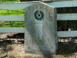 Liendo Plantation Cemetery