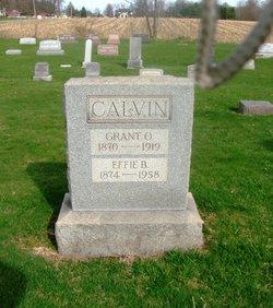 Grant Orville Calvin