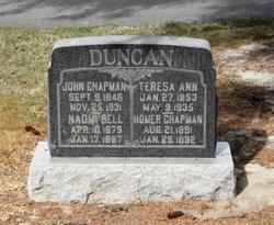 Teressa Ann <I>Ferrell</I> Duncan