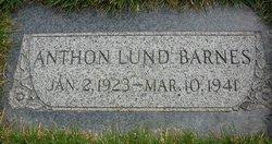 Anthon Lund Barnes