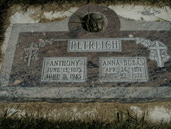 Anthony Petrlich