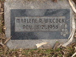 Marlene Renea Wilcock