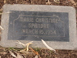 Marie Christine Spandre