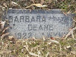 Barbara Deane Wynn