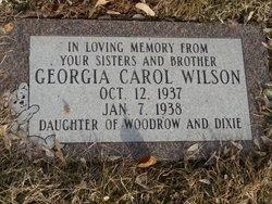 Georgia Carroll Wilson