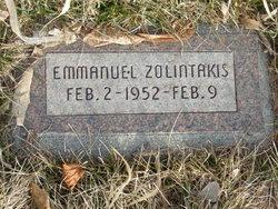 """Emmanuel """"Michael"""" Zolintakis"""