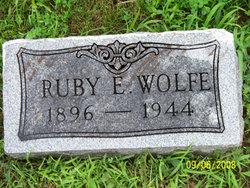 Ruby Eliza <I>Watkins</I> Wolfe