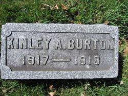 Kinley Alfred Burton
