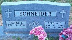 Leeola <I>Richter</I> Schneider