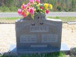 """PFC Robert William """"Bob"""" Bruce"""