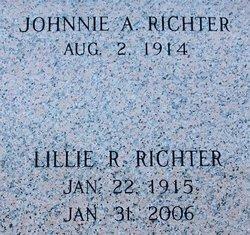 Johnnie Alfred Richter