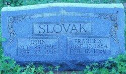 "Frances ""Franika"" <I>Malcik</I> Slovak"