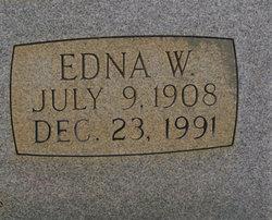 Edna Pauline <I>Williams</I> Cramer