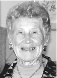 Pauline E <I>Appleby</I> Hoover