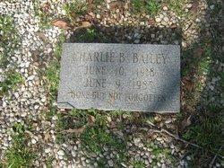 Charlie Bill Bailey