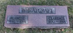 Blanche G <I>Earp</I> Wheatcraft