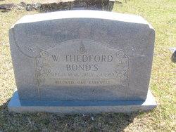 William Thedford Bonds