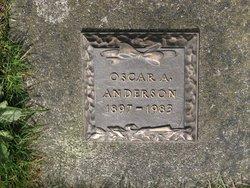 Oscar A Anderson